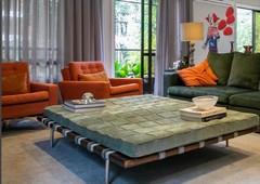 apartamento de 170m teis com 3 su tes espa osas e rica em arm rios, living para 3 ambientes, 2 varandas. com 3 vagas de garagem.