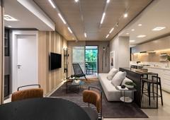 apartamento de 107m , 3 dormit rios, 1 su te, sacada com churrasqueira e 1 vaga em condom nio clube, cabral, curitiba, pr